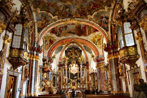 Prague Lorettos Church