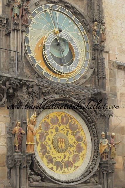 Old Town Hall - Prague Clock Tower