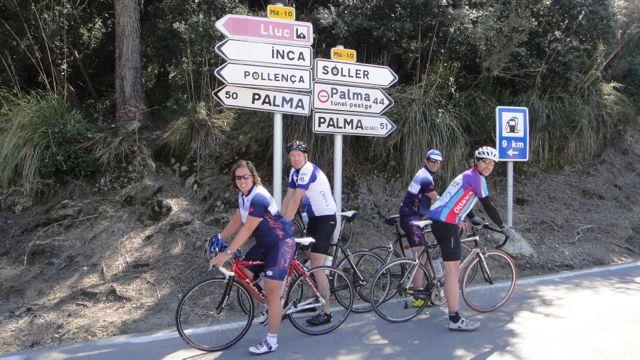 road bikes Mallorca