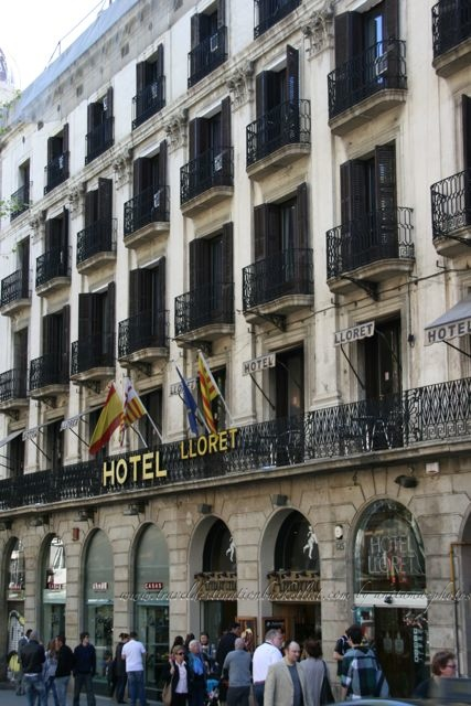 hotel ramblas barcelona spain