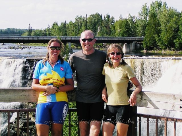 Ontario Provincial Parks, cycle touring