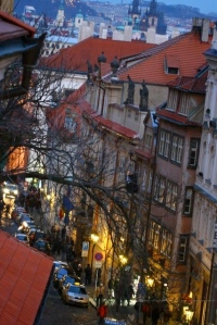 Prague accomodation