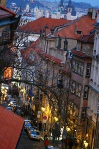 Prague accomodation