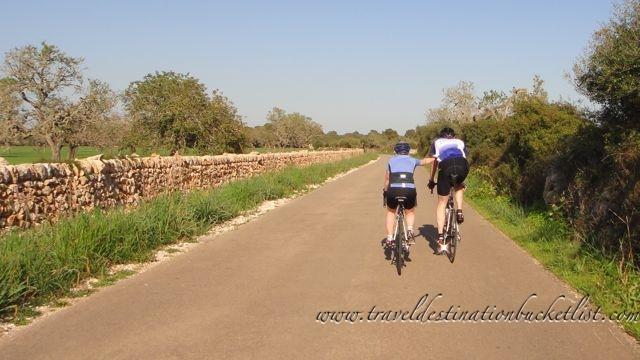 cycling Mallorca, road bikes