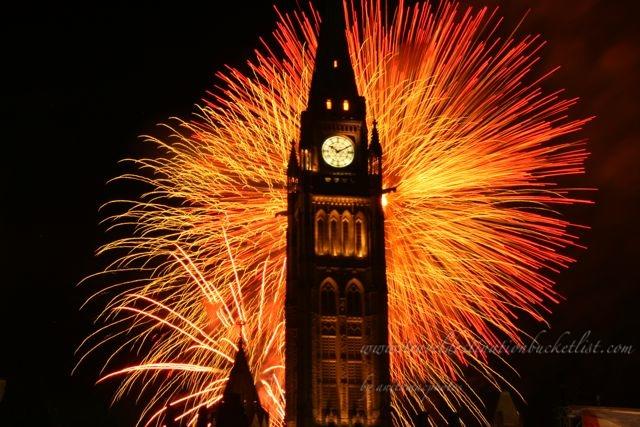 Canada Day, Ottawa