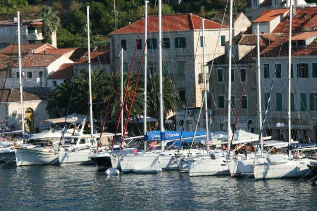 yachting Split