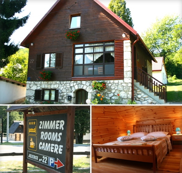 where to stay in Plitvice Lakes National Park
