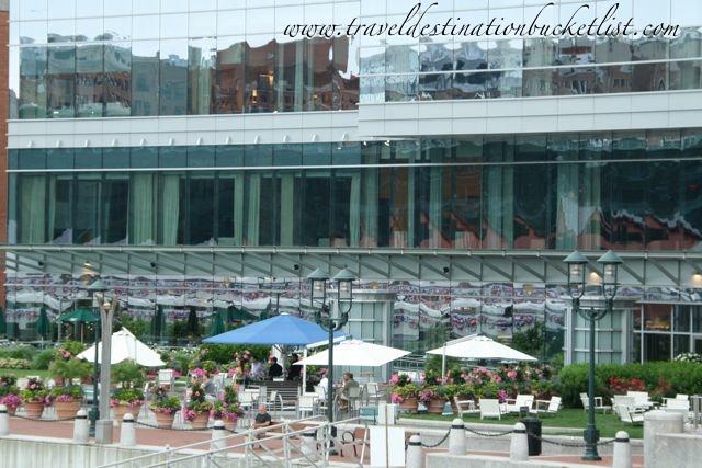 Boston MA waterfront hotel