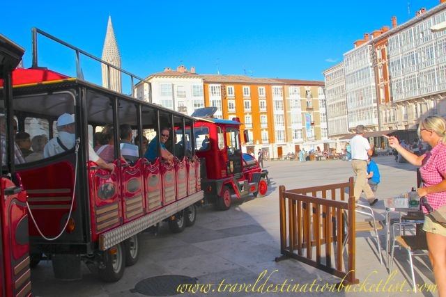 seeing the sights on the Camino de Santiago