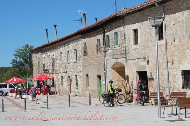 historic parish hostel for pilgrims