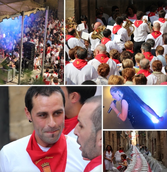 cultural experiences in Spain, running of the bulls,