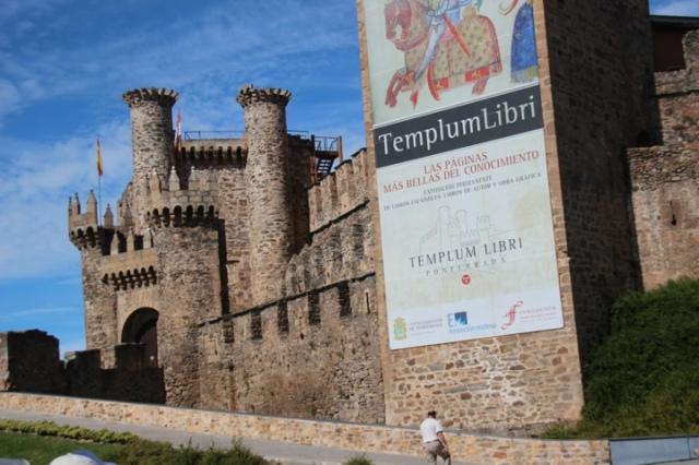 Camino de Santiago and the knights templar
