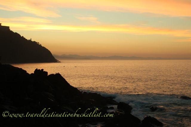 Atlantic Coast of Spain