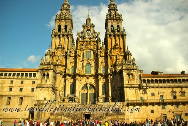 finishing the Camino de Santiago