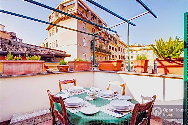 Go with Oh apartment in the heart of Rome