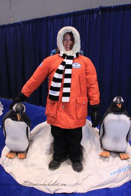 Antartica tourism