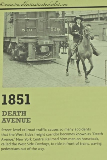 history of High Line