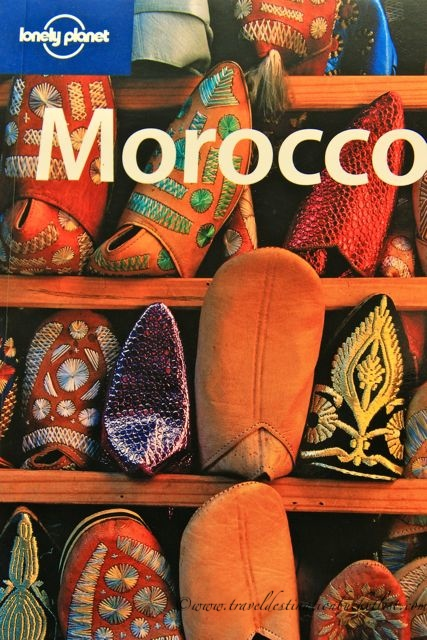 Lonely Planet - Morocco planning