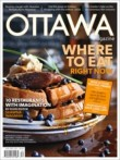 Ottawa Magazine Cover - Murray St