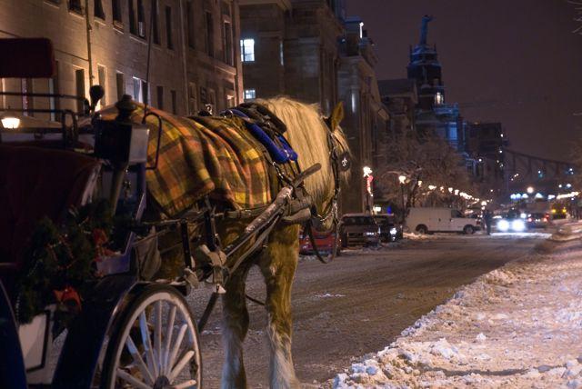 Photo courtesy of the Montreal Tourism Board.  Photo credit: Diane Charron