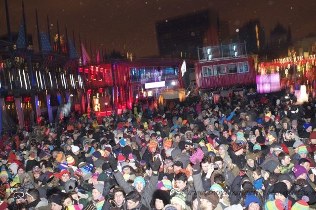 Rave Party Montreal