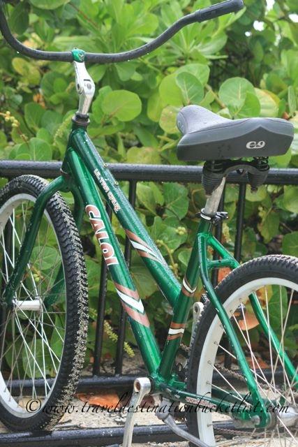 Jumby Bay Bike, Antigua