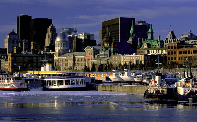 Photo courtesy of the Montreal Tourism Board.  Photo credit: Stephan Poulin