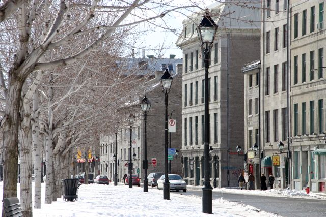 Photo courtesy of the Montreal Tourism Board.  Photo credit: Bureau du Patrimoine