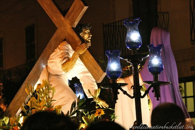 Semana Santa, Mallorca