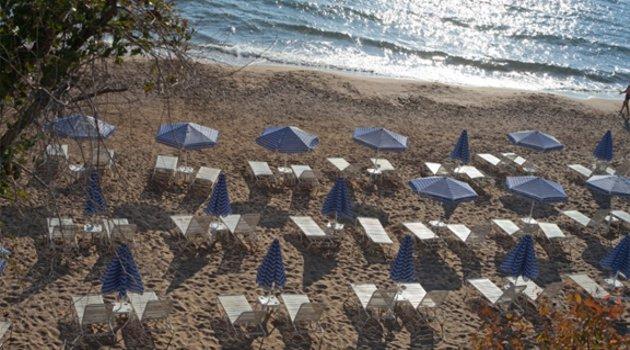Corfublog beach