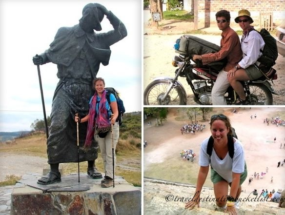 Functional style on the road...from touring the Amazon to hiking the Camino de Santiago - it's got to be functional.