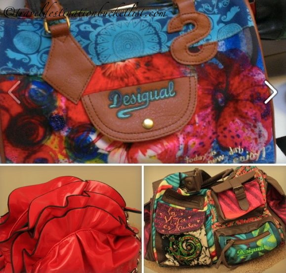 Style - collection of purses to complete the look