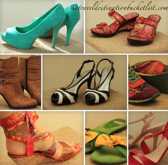 Style - collection of favourite shoes