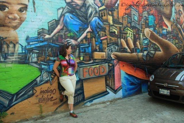 Tour Guys Toronto Graffiti tour - urban art on the streets of town