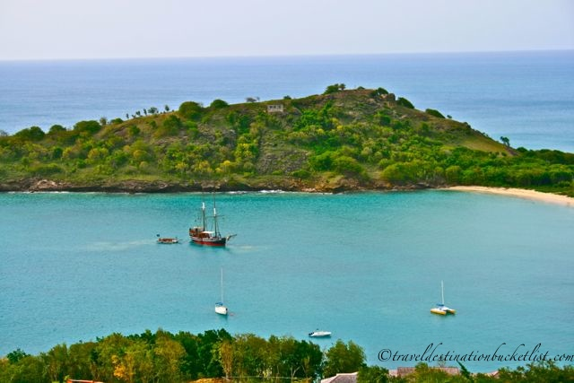 perfect beach cove in paradise - Antigua