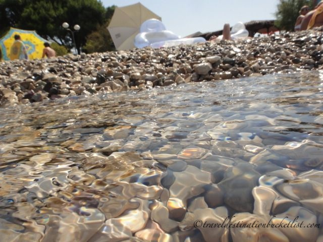 Summer in Croatia - life's a beach in the Adriatic
