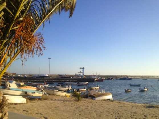 Alvor's Beach, Portugal