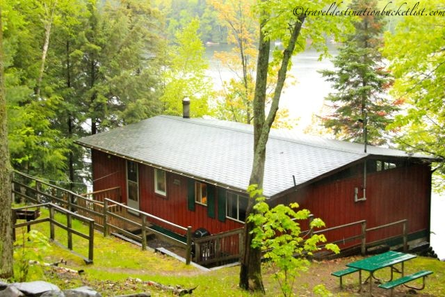 Cottage Country life at Sunny Point Resort and Cottages