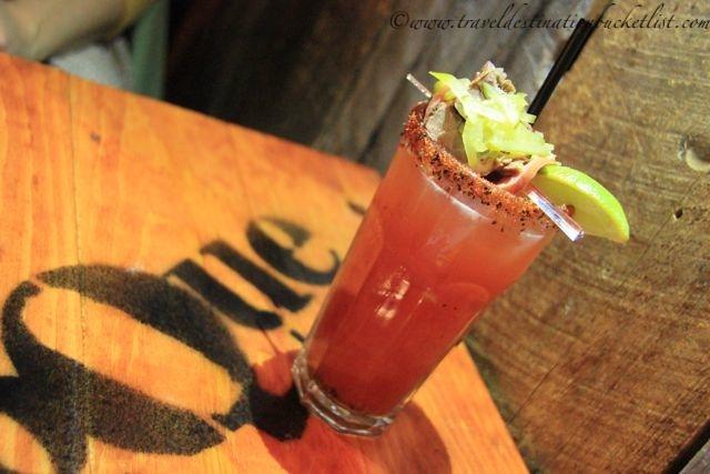 Caesar - SmoQue Shack style